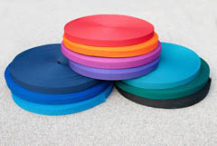 Newc webbing colours