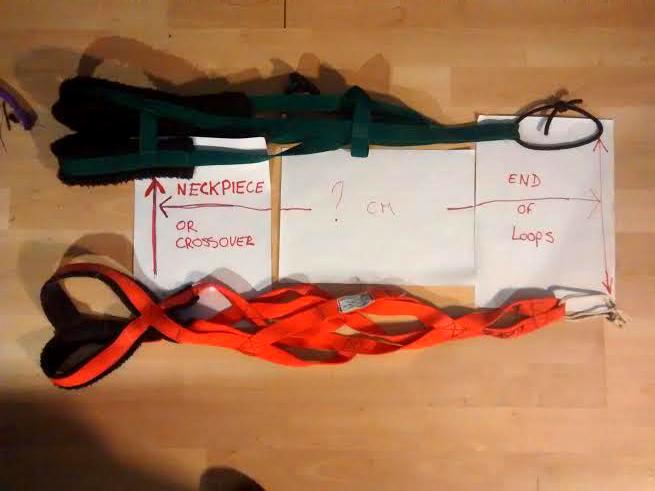gangline-harness-measurement