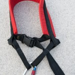 dog walking belt with bungy